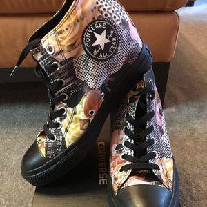 3 1/2 heel tennis shoes